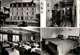29 - ROSCOFF - Hotel De La Plage - Carte Pub - Roscoff