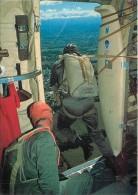 Réf : B-15-091 :   PARACHUTISME  (léger Pli) - Paracadutismo