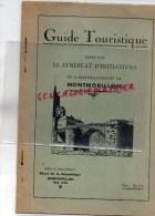 86 -  MONTMORILLON - GUIDE TOURISTIQUE- ABBE JOSEPH RANGER- RANNOU-METIVIER- LEBON-COUTURIER - Poitou-Charentes