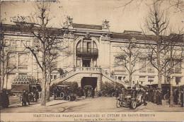 SAINT ETIENNE MANUFACTURE  LES VISITEURS - Saint Etienne