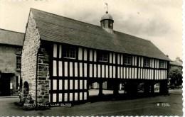 POWYS - LLANIDLOES - MARKET HALL RP Pow24 - Montgomeryshire