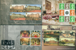 Grande Bretagne - Lot de timbres neufs � 80 % de la faciale - **