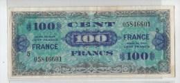 100 FRS IMPRESSION AMERICAINEFRANCE.N°5.19455JOLI TTB - Treasury