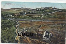 ISRAEL ; Vallé De Josaphat Et Mont Des Oliviers - Israel