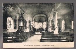 DOM - LE - MESNIL . Intérieur De L'Eglise . - France