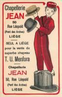 Li�ge - Chapellerie Jean - Rue L�opold