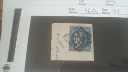LOT 242024 TIMBRE DE FRANCE OBLITERE N�46B VALEUR 25 EUROS