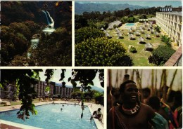 SWAZILAND LUGOGO HOLIDAY INN HOTEL CASINO (2 SCANS) - Swaziland