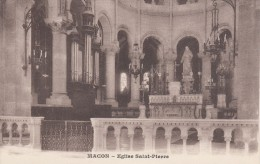 CPA - MACON - Eglise Saint-Pierre - Macon