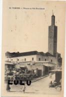 MAROC ,Tanger , Mosquée De Sidi Bou Aabaid - Meknes