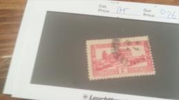 LOT 242103 TIMBRE DE COLONIE TUNISIE OBLITERE N�175 VALEUR 26 EUROS