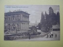 Le Palais Pitti. - Firenze