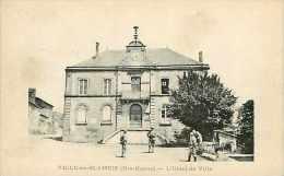 Nov14 1080: Ville-en-Blaisois  -  Hôtel De Ville - France