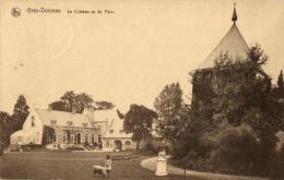BELGIQUE - BRABANT  WALLON - GREZ-DOICEAU - Le Château Vu Du Parc. - Grez-Doiceau