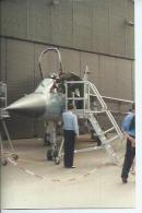 "PHOTO 10X15 : CAMBRAI MAI 1994 BASE AERIENNE 103  - "" MIRAGE F1 "" ( Animées - AERODROME  - AVION ) - Cambrai"