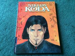 NIKLOS KODA - 2. Le Dieu Des Chacals (EO 2000) Neuf ! - Niklos Koda
