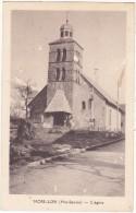 MORILLON  (Hte-Savoie)   -  L'église - France