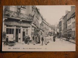 BEAUVAIS (60) - Rue De La Manufacture Nationale* - Beauvais