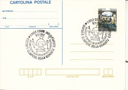 NORDISCHER WINTERSPORT-NORDIC WINTERSPORTS-RODELSPORT, ITALY, 1993, Special Postmark !! - Winter (Other)