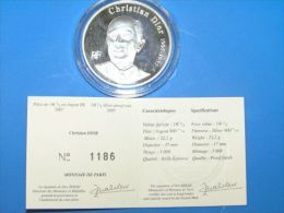 Frankreich: 1,50 Euro 2007 Christian Dior  //  Free Shipping To - Commemoratives