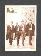 MUSIQUE ET MUSICIENS - THE BEATLES - JOHN LENNON - PAUL McCARTNEY - RINGO STARR - GEORGE HARRISON - Musique Et Musiciens