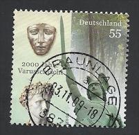 Deutschland, 2009, Mi.-Nr. 2738,  Gestempelt - Gebruikt