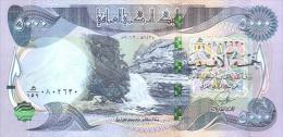 IRAQ P. NEW  5000 D 2013 UNC