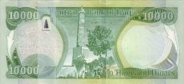 IRAQ P. NEW 10000 D 2013 UNC