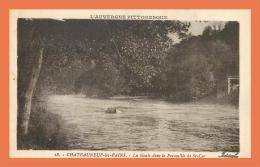 A488 / 159  63 - CHATEAUNEUF LES BAINS La Sioule Dans La Presqu'Ile De St Cyr - Autres Communes