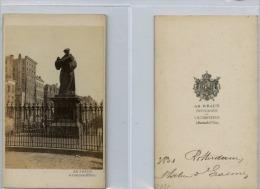 A. Braun, Pays-Bas Rotterdam Une Statue - Anciennes (Av. 1900)