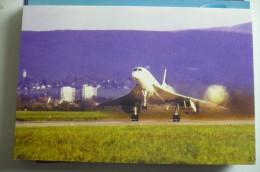 CONCORDE  BRITISH AIRWAYS   G BOAC   EUROAIRPORT  AIRPORT 1986 - 1946-....: Era Moderna