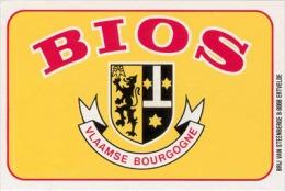 Br. Bios-Van Steenberge - Bios Vlaamse Bourgogne - Bière