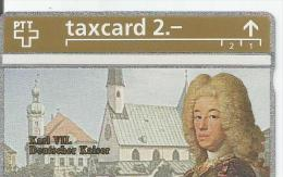 Switzerland..        Karl VII Deutscher Kaiser  MINT