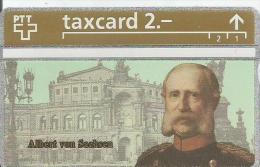 Switzerland..     Albert von Sachsen     MINT