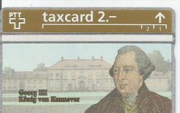 Switzerland..      Georg III K�nig von Hannover   MINT