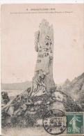 SEDAN FLOING (1870) 8 LE CHENE BRISE OU FURENT ENTERRES ENVIRON 3000 SOLDATS FRANCAIS ET ALLEMANDS - Monuments Aux Morts