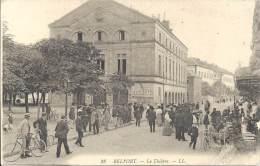 90 - BELFORT - Le Théatre - Belfort - Ville