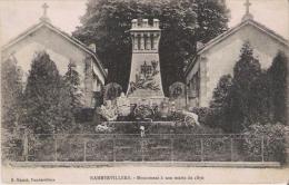 RAMBERVILLERS MONUMENT A NOS MORTS DE 1870 - Monuments Aux Morts