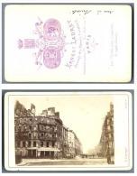 E. Ladrey, France, Paris, La Commune La Rue De Rivoli - Anciennes (Av. 1900)