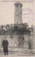 CHAMPIGNY SUR MARNE LA COLONNE DU MONUMENT 1870.71 - Monuments Aux Morts