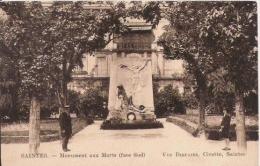 SAINTES MONUMENT AUX MORTS (FACE SUD) - Monuments Aux Morts
