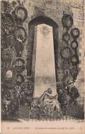 ANGOULEME 21 MONUMENT COMMEMORATIF DE 1870 - Monuments Aux Morts