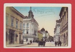 BELGRADE  //  Une Rue De La Ville - Servië