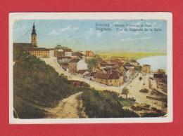 BELGRADE  //  Vue De Belgrade De La Save - Serbie