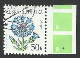 Czech Republic, 50 H. 2003, Sc # 3220, Used - Czech Republic