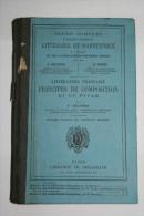 Cours Complet D'enseignement Littéraire Et Scientifique - F. Deltour - 1880 - 1801-1900