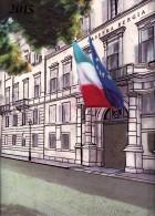 ITALIA - CALENDARIO - ARMA DEI CARABINIERI - 2015 - Tamaño Grande : 2001-...