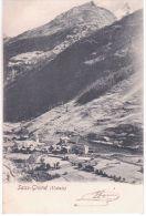 SAAS-GRUND - ( Valais ) - VS Valais