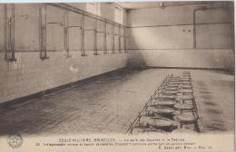 KONINKLIJKE MILITAIRE SCHOOL - ECOLE MILITAIRE - La Salle Des Douches Et Le Pédiluve - Kazerne