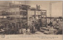 KONINKLIJKE MILITAIRE SCHOOL - ECOLE MILITAIRE - La Musée De Construction - Kazerne